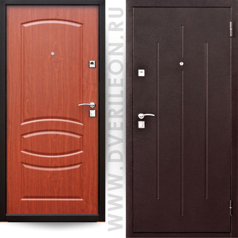 Входная дверь Премьера 100 на заказ в СПб Дверилеон
