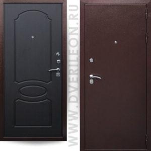 Входная дверь Премьера 201 венге на заказ в СПб Дверилеон