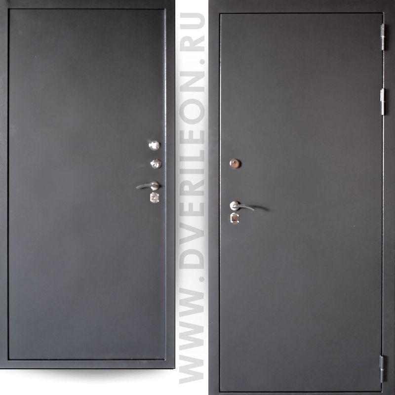 Входная дверь Премьера 401 серебро на заказ в СПб Дверилеон