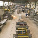 производство полного цикла - металлические входные двери Дверилеон