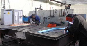производство входных дверей в СПб под ключ