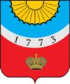 99px-Tikhvin_COA_Novgorod_Governorate_1773.png